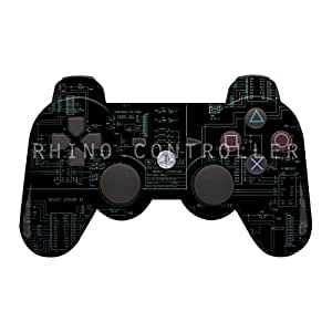 personnalisé Sony Playstation 3 Wireless Controller PS 3 -schema