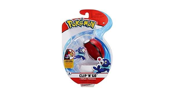 Pokemon ~ Clip N GO ~ sandygast Figure /& Premier Ball ~ personnage