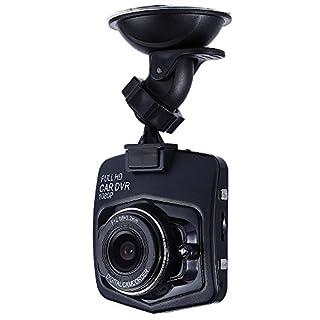 AMYMGLL HD Nachtsicht Fahren Recorder HD 1080P Nachtsicht Weitwinkel-Recorder Fahren