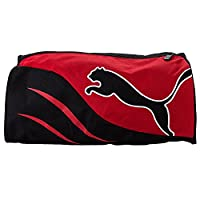 Puma Powercat Shoe Bag in red black - One Size