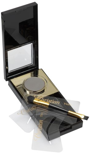 Christian Eyebrow Semi Permanent Make-Up Kit Charcoal