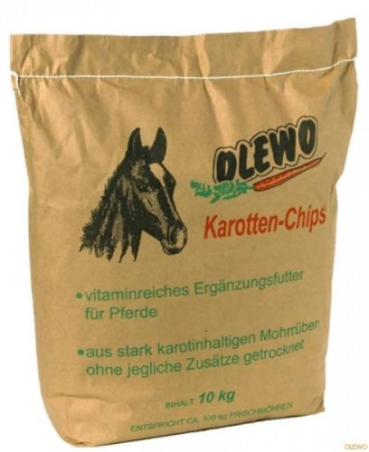 Olewo Karotten-Chips 10 kg