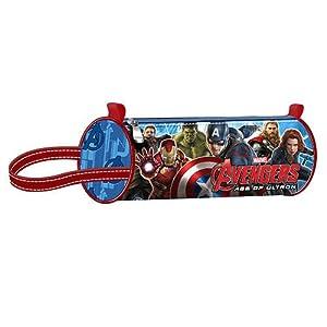 Portado Vengadores Avengers Marvel Ultron cilindrico