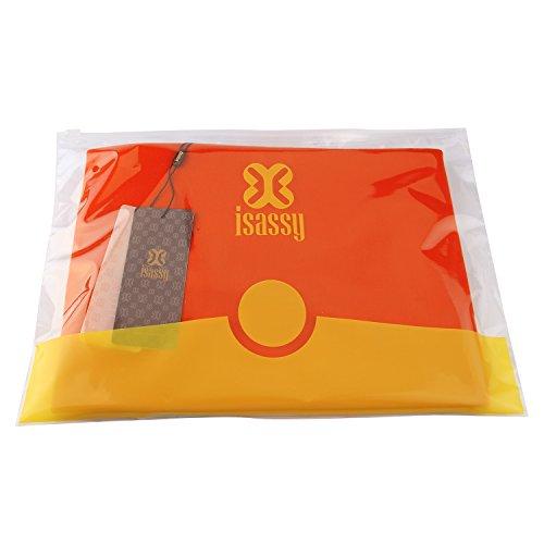 ISASSY - Canotta - Attillata  - Classico  - Senza maniche  -  donna Orange