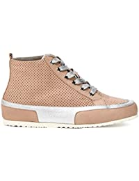 Mujer Zapatillas Zapatos Cafe Noir Para es Amazon 6YUWRvY