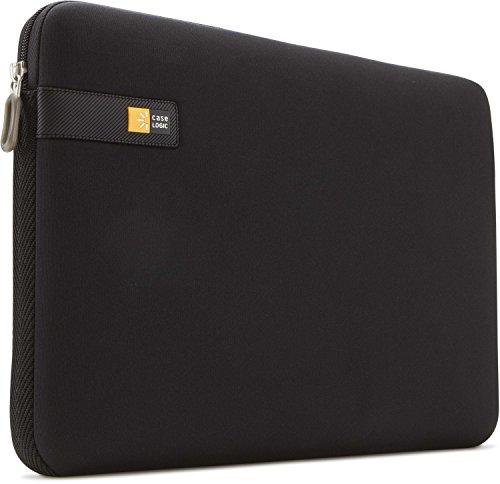 Case Logic Notebook Sleeve (geeignet für Notebooks, 12 Zoll) schwarz (Case Logic Laptop Sleeve)