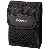 Sony LCS-CST Soft Carrying Case For Slim Cybershot W180, W210, W220, W270 Series - Black