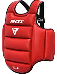 RDX MMA Pro Advance Corps Chest Protector Garde Armour Petit