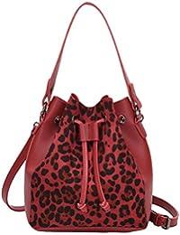 2d1a5771e97e4 holitie Damen Umhängetasche Taschen Shoulder Bag Handtasche Schultertasche  Satchel Schulter handbag Rucksack