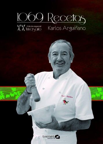 1069 RECETAS (versión actualizada con índice) por Karlos Arguiñano