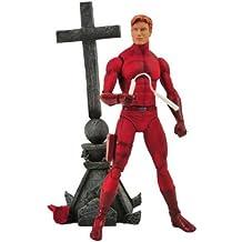 Diamond Select Marvel Select Daredevil Figure Unmasked Variant (máscara/ careta)