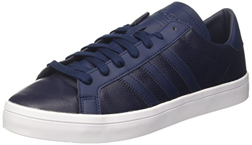 Adidas Men's Court Vantage Low-Top Sneakers, Blue (Collegiate Navy/Collegiate Navy/Collegiate Navy), 7...