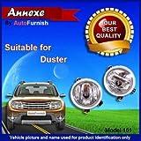 #9: Autofurnish Fog Light Lamp For Renault Duster (Set Of 2)