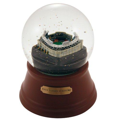Paragon Innovationen Co New Yankee Stadium Replica in einem Musical Globe. Clap Your Hands und