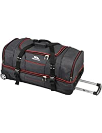 Trespass Galaxy Rolling Duffle Double Decker Wheeled Travel / Sports Bag