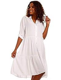 Strandkleid Tunika Bluse Boho Hippie korsagekleid bodycon rückenfreies Kleid