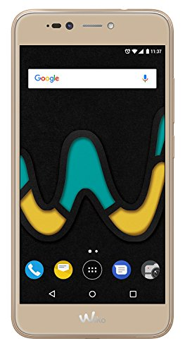 Wiko Upulse SIM Doble 4G 32GB Oro - Smartphone (14 cm (5.5'), 32 GB, 13 MP, Android, 7.0 Nougat, Oro)