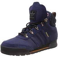adidas Herren Jake Boot 2.0 Skateboardschuhe, schwarz