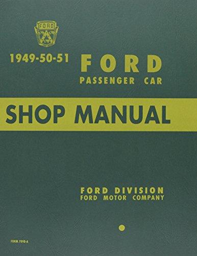 ford-passenger-car-shop-manual-1949-1951