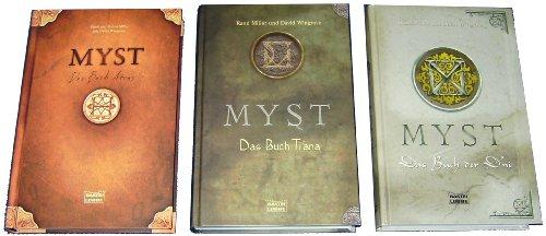 Myst (Trilogía)