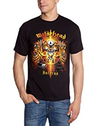Collector's Mine Motörhead-Inferno - T-shirt - Homme