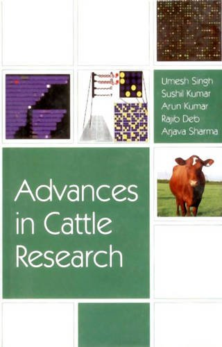 Advances in Cattle Research por Umesh Singh