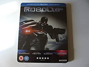 Robocop - Limited Edition Steelbook [Blu-ray] [2014]