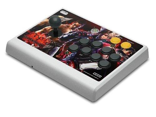 Tekken 6er Limited Edition Wireless Fight Stick für Xbox 360 Hori Wireless