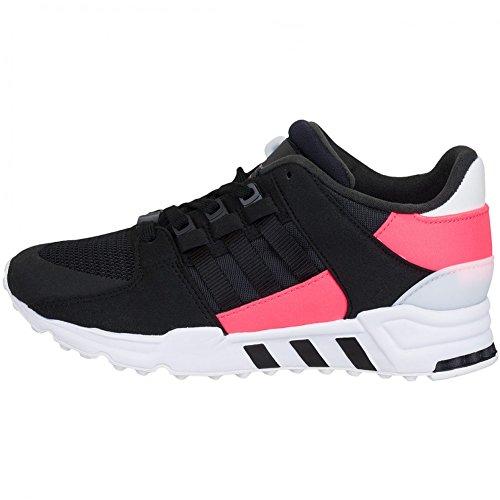 huge selection of 92040 292fd Adidas S Originali Damen Sneaker Attrezzature Supporto Schwarz   Schwarz  Nero   Nero ...
