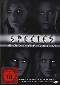 Species Collection [4 DVDs]