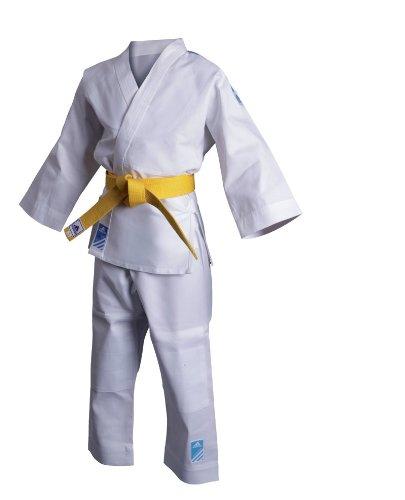Judo Uniform (adidas Anzug Judo Uniform Evolution, brilliant white, 130/140, J200E)