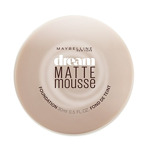 Maybelline New York Dream Matte Mousse Foundation, Nude