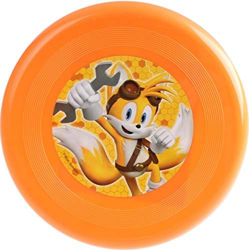 Gosh! Designs Frisbee Sonic Ausleger Schwänze 19,5 cm orange
