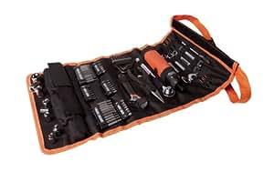Black + Decker A7215 Trousse avec outils pour mécanicien 81 pièces