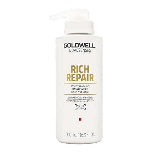 Repair Serum (Goldwell Dualsenses Rich Repair 60 seconds Treatment, 1er Pack (1 x 500 ml))