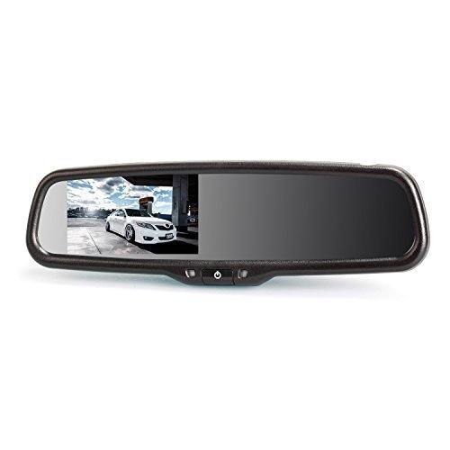 auto-vox-auto-adjusting-brightness-43-lcd-screen-car-rearview-mirror-with-universal-mount-for-most-o