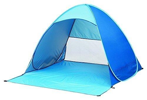 Preisvergleich Produktbild zacy pl-t5Schnelle Automatische Pop Up Zelt Instant Portable Family Beach Zelt Outdoor 2–3Personen Camping Angeln picnicing Wandern Sun Shelter für Strand, See, Park