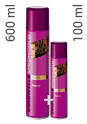 AKTION SUPER DUO Sprühgold Classic Spray Classic Spray - 600ml + 100 ml GRATIS