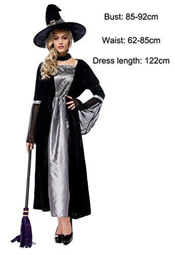 LCWORD Halloween Kostüme Für Frauen Erwachsene Adulto Kostüm -