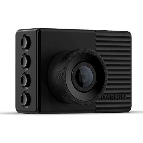 Garmin DashCam 56 - automatische Speicherung von Unfallvideos, 2 Zoll LCD-Farbdisplay, HD-Aufnahmen 1440p, HDR