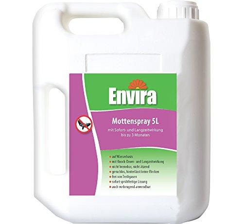 ENVIRA Motten Abwehrmittel 5Ltr