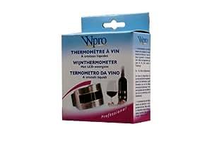 Wpro VIN001 Thermomètre de Vin