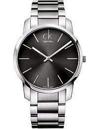 Calvin Klein Reloj Analógico de Cuarzo para Hombre con Correa de Acero  Inoxidable – LDF- 59e37542567f