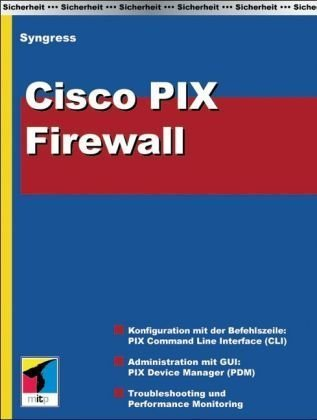 Cisco PIX Firewall.