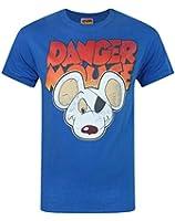 Official Danger Mouse Face Men's T-Shirt