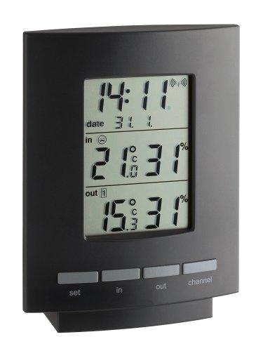 TFA Dostmann Funk-Thermo-Hygrometer Maxim II 30.3013