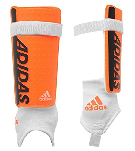 adidas club-espinillera Ace  Colour  Orange Black  unisex  arancione nero  Small