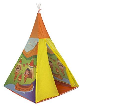 ColorBaby Tienda de campaña india - 100x100x135 cm (42764)