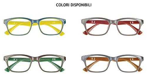 Occhiali da vista bicolore Navigare 1rarGfV