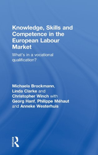 Knowledge, Skills and Competence in the European Labour Market: What's in a Vocational Qualification?